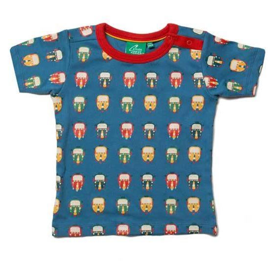 Little Green Radicals t-shirt Time To Tuk Tuk