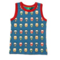 Little Green Radicals Time To Tuk Tuk Tanktop-0