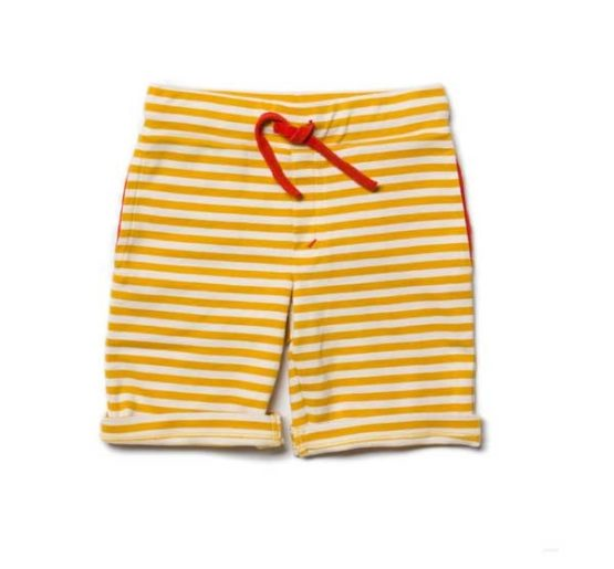 Little Green Radicals Gold Sunshine Beach Short
