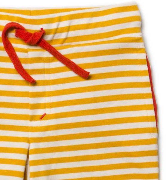 Little Green Radicals Gold Sunshine Beach Short-14603