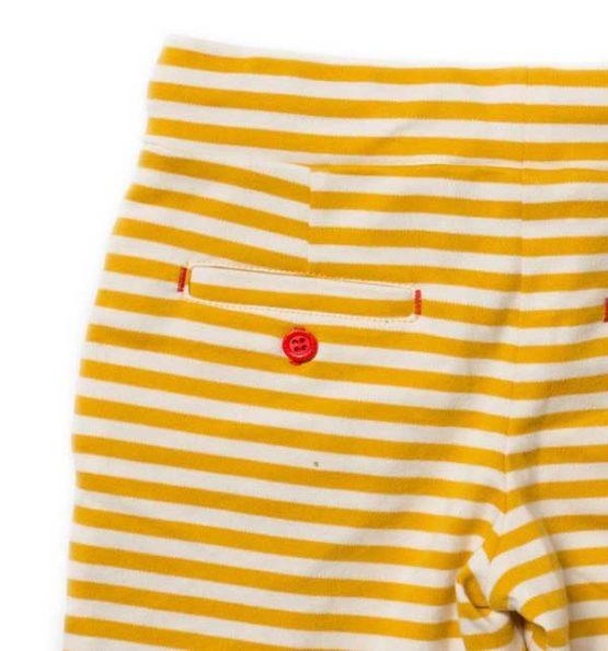 Little Green Radicals Gold Sunshine Beach Short-14602