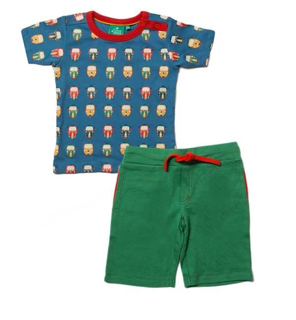Little Green Radicals Time To Tuk Tuk T-shirt-14570