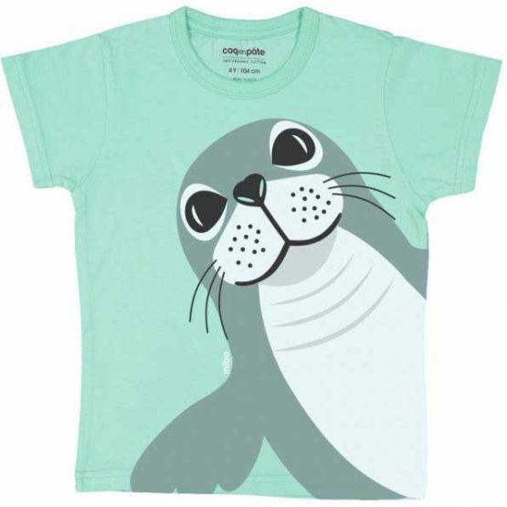 Coq en Pâte t-shirt Zeehond