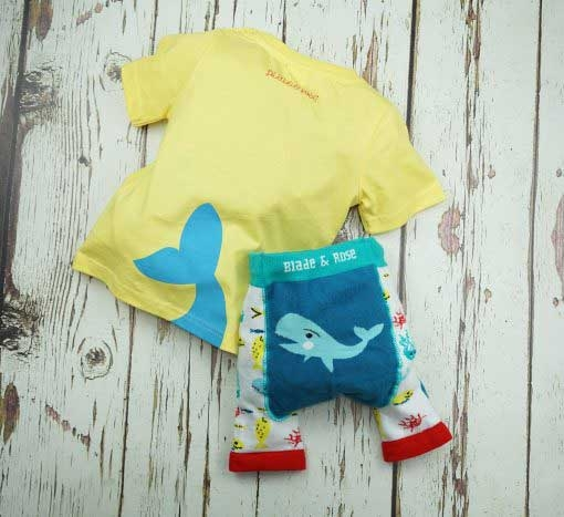 Blade & Rose Sealife Short-14617