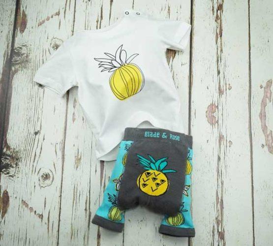 Blade & Rose Pineapple Short-14650