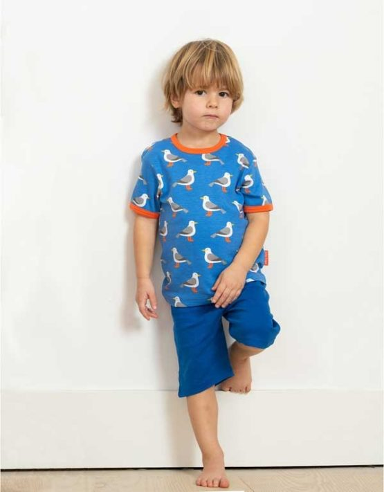 Toby Tiger t-shirt Seagull-13932