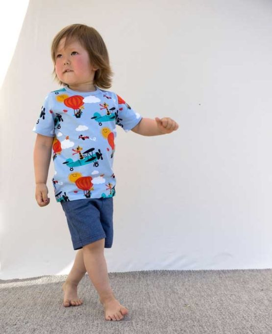 JNY t-shirt Airplay-14009