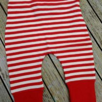 Little Green Radicals Red Stripes Bottoms -0