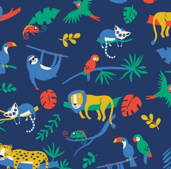 Piccalilly t-shirt Safari-15005
