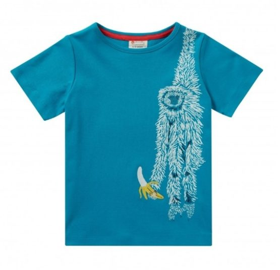 Piccalilly t-shirt Sloth