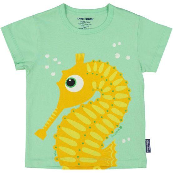 Coq en Pâte t-shirt Zeepaardje