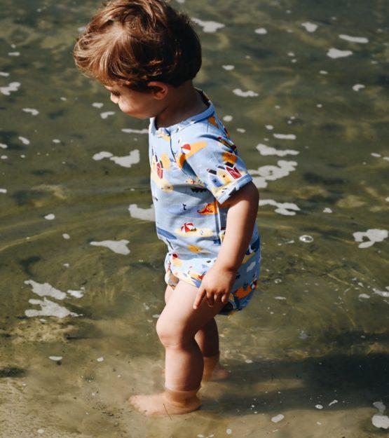 JNY romper Beachlife