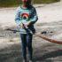 Toby Tiger longsleeve shirt Turtle Applique3