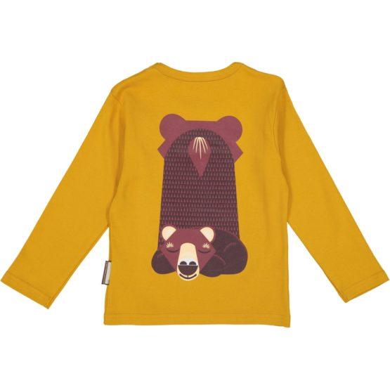 Coq en Pâte longsleeve beer achterkant