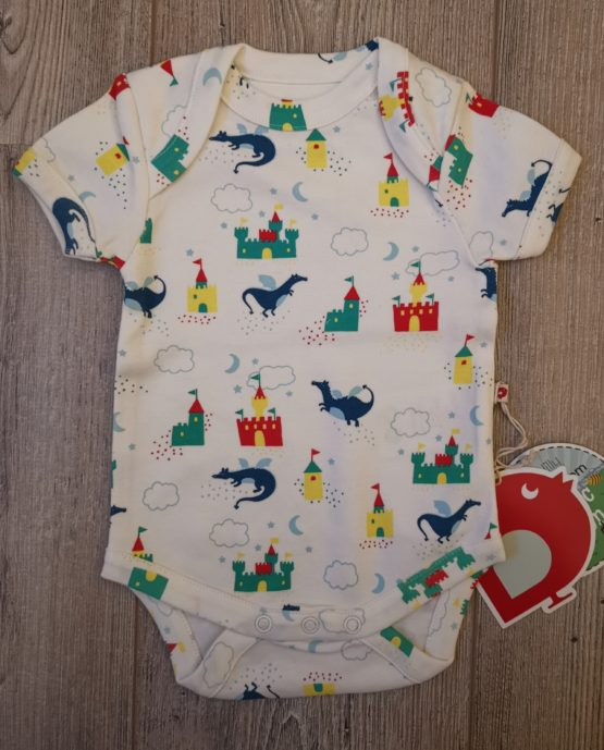Piccalilly romper Magic Dragon – newborn (50)