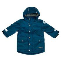 Villervalla winterjas marineblauw