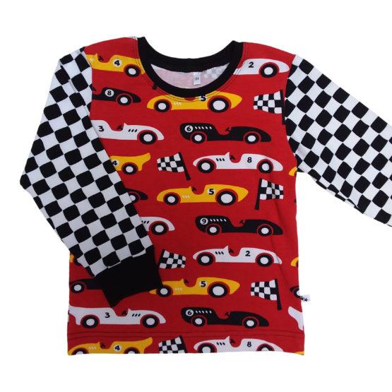Joos longsleeve Race auto – 86/92