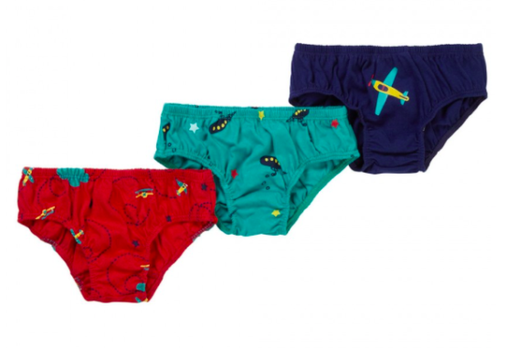 Piccalilly 3-pack boxers