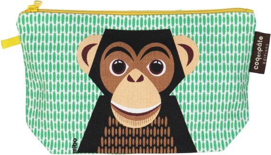 Coq en Pâte etui Chimpansee