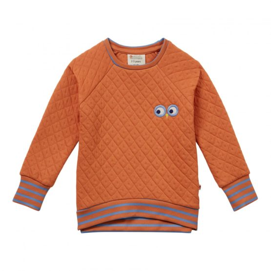 Piccalilly sweater Spicy Orange