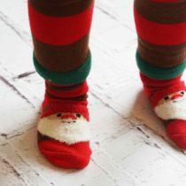 Blade & Rose kerst sokken Santa