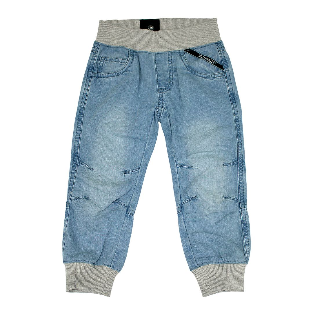 Villervalla relaxed jeans Light Wash