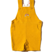 Little Green Radicals dungaree Classic short