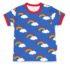 Toby Tiger t-shirt Multi Regenboog