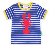 Toby Tiger t-shirt Kreeft