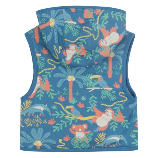 Piccalilly gilet Regenwoud