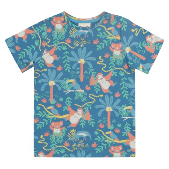 Piccalilly t-shirt Regenwoud