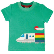 Frugi t-shirt Train