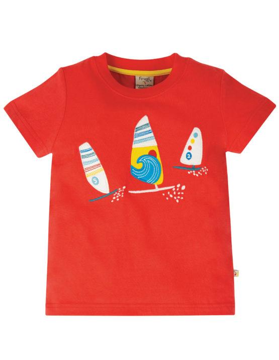Frugi t-shirt Surfing