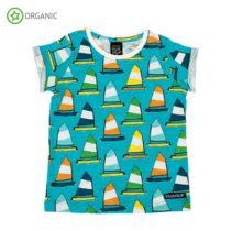 Villervalla t-shirt Sailboat