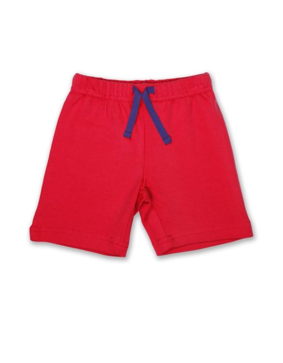 Toby Tiger short Red