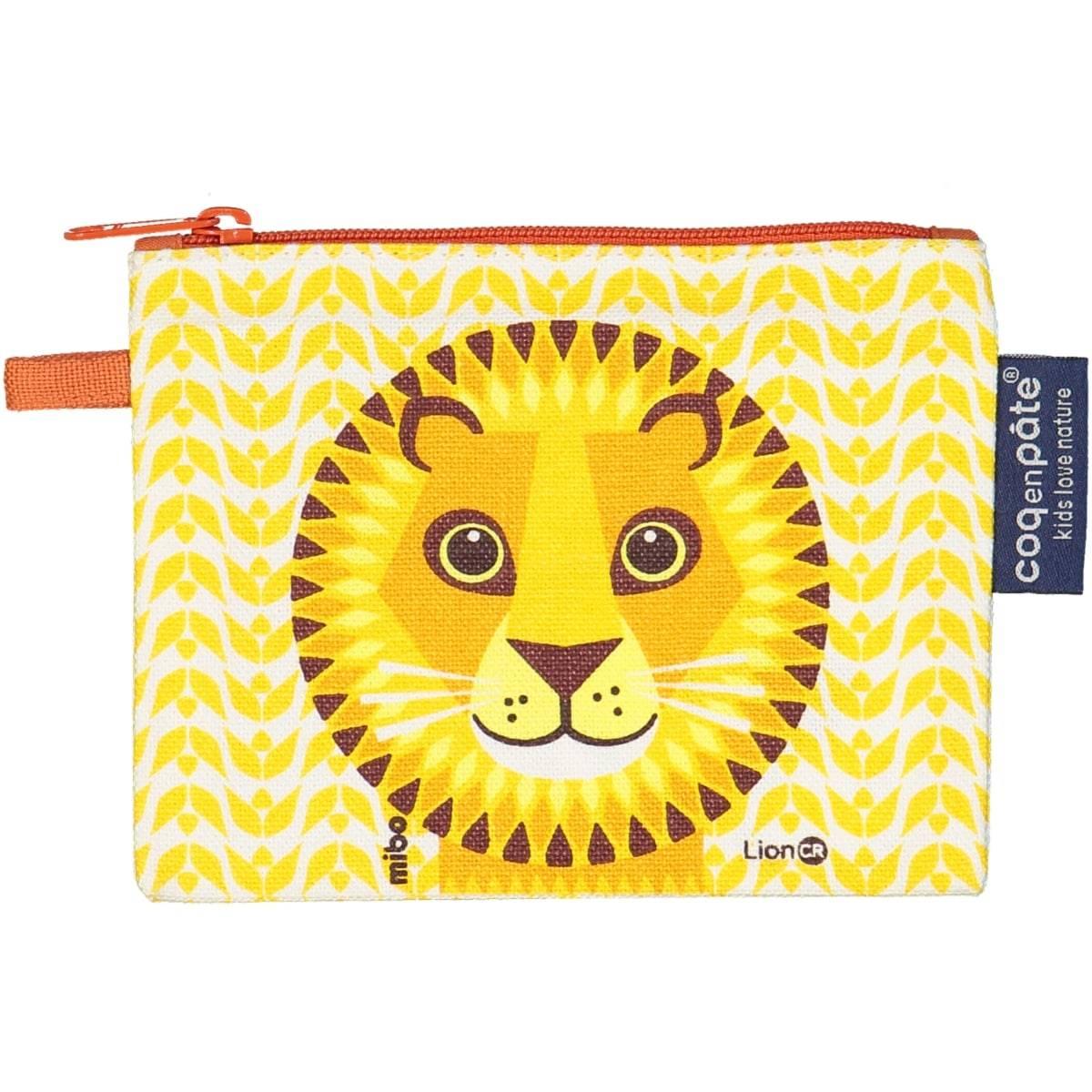 Coq en Pâte portemonnee Lion
