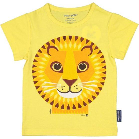 Coq en Pâte t-shirt Lion