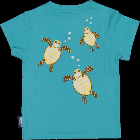 Coq en Pâte t-shirt Schildpad
