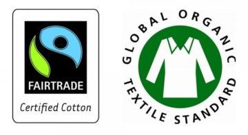 Gots Fairtrade Apenkopje