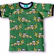 Naperonuttu t-shirt Backhoe tractors