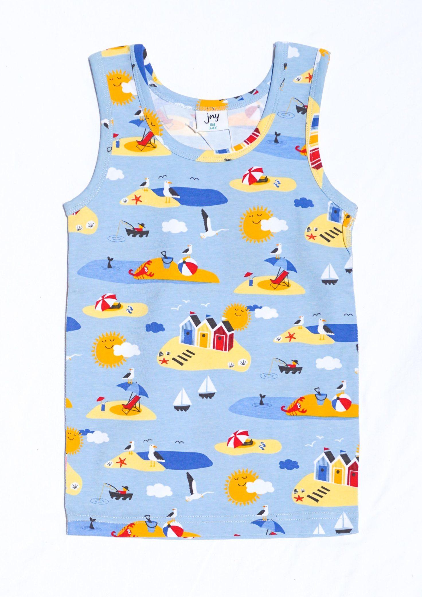 JNY tanktop Beachlife
