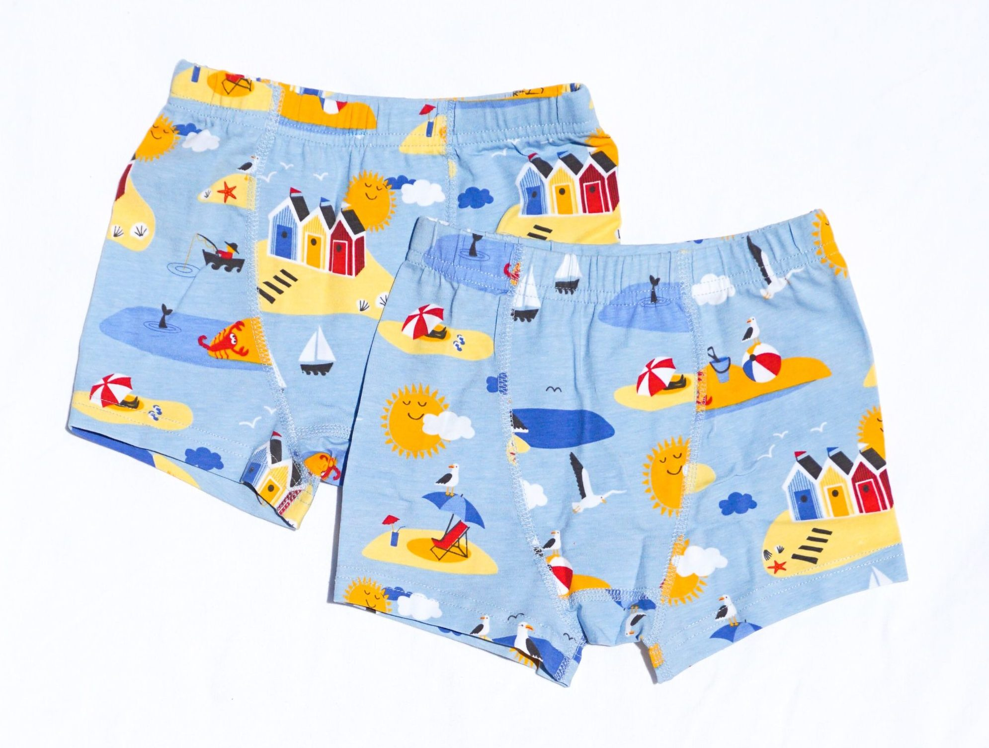 JNY 2-pack boxers Beachlife