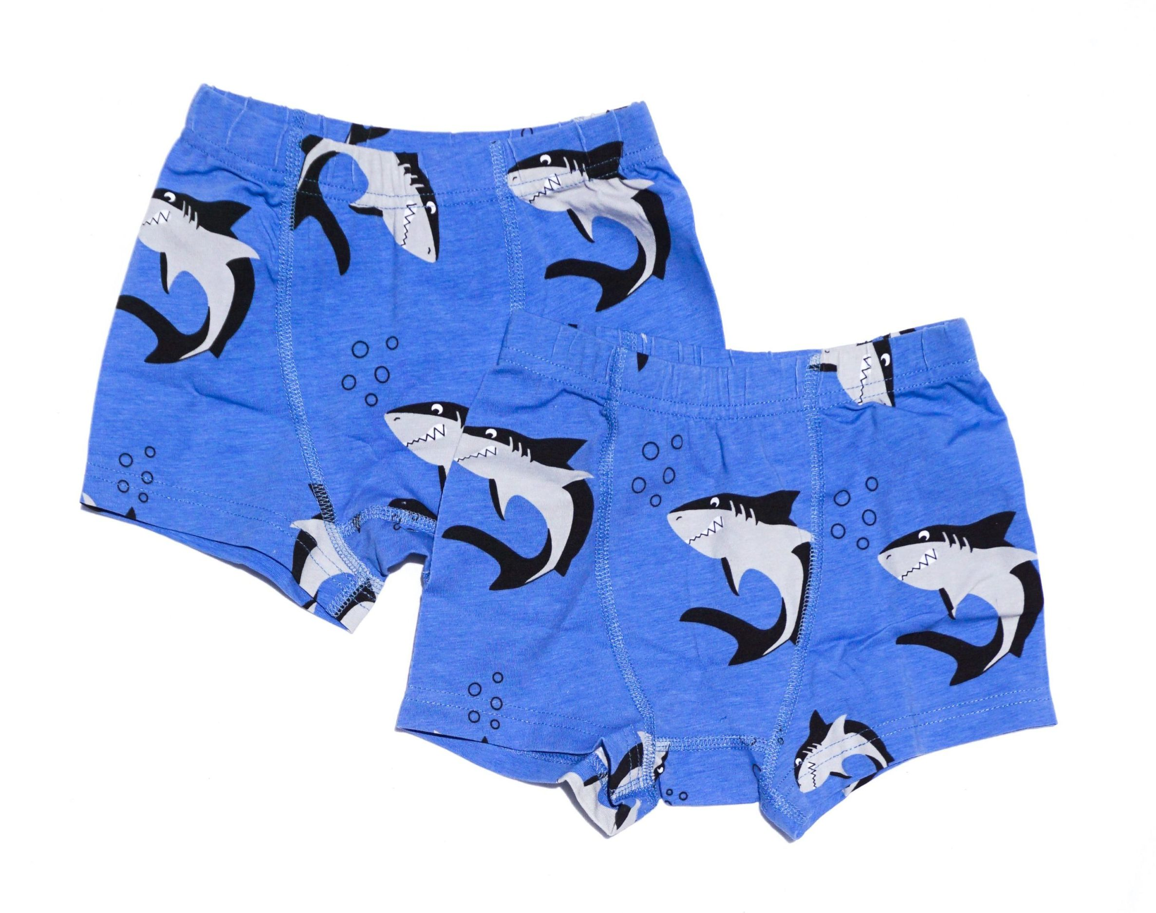 JNY 2-pack boxers Larry the Shark