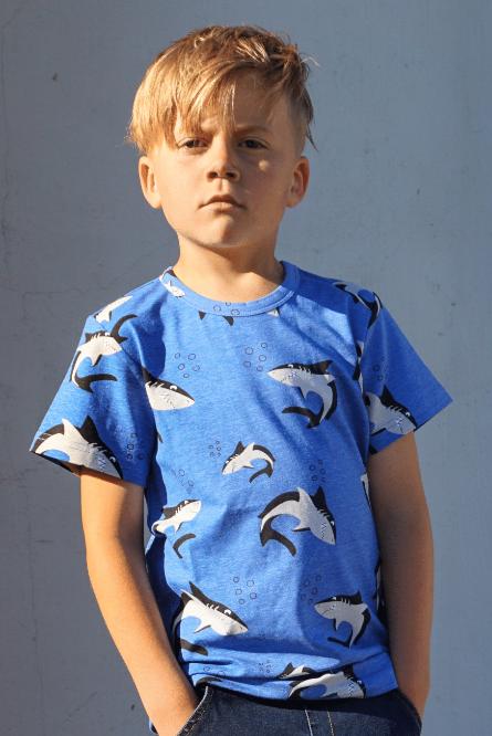 JNY t-shirt Larry the Shark