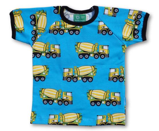 Naperonuttu t-shirt Cement truck