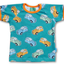 Naperonuttu t-shirt Retro car