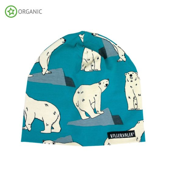 Villervalla beanie Polar Bear