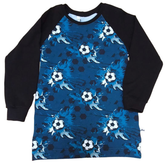 Joos longsleeve Voetbal