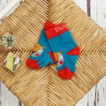 Blade & Rose sokken Fluffy Chipmunk