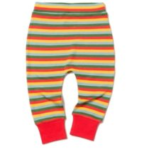 Little Green Radicals broekje Rainbow Wiggle Bottom